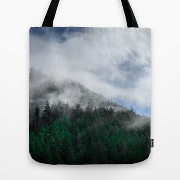 The Air I Breathe Tote Bag by Mixed Imagery