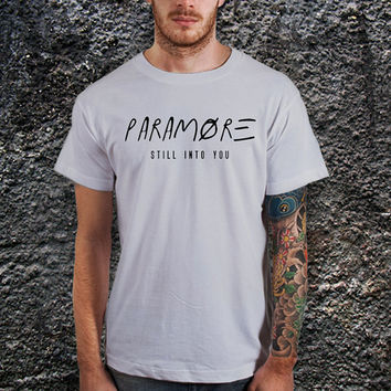 Paramore Still Men T Shirt ( Various Color Available )