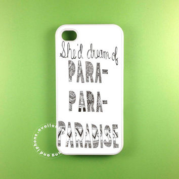coldplay lyric cover white color  fit on iphone 5S iphone 5C iphone 5 iphone 4 S samsung galaxy 3 and samsung galaxy s4