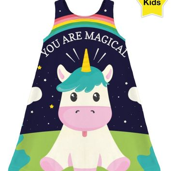 ROCD You Are Magical Children's Dress