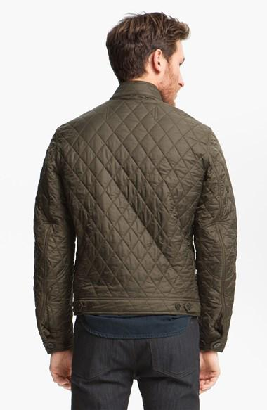 22339395fe9 Men s Burberry Brit  Howson  Quilted from Nordstrom
