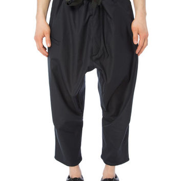 ACRONYM NIGHT P17-CH INDUSTRIAL MICRO TWILL DRAWCORD TROUSER