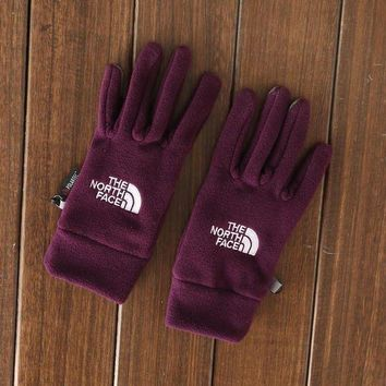 MDIGON1O Day First Outdoors The North Face Sports Fleece Cycling Gym Gloves