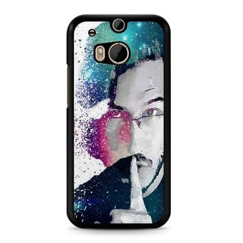 Galaxies Markiplier HTC M8 Case