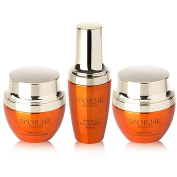 D'or 24K Vitamin C Concentrated Set
