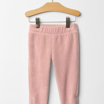 Pro Fleece Zip Pants