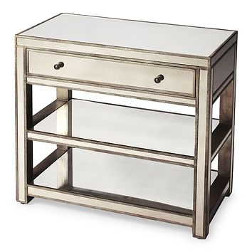 Butler Miranda Mirrored Console Table