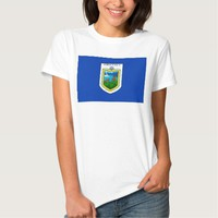 Flag of Patagonia, Chile T Shirts