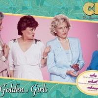 The Golden Girls Clue® Board Game