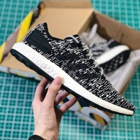 Adidas Pure Boost All Terrain Black Shoes - Best Online Sale