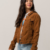 SKY AND SPARROW Corduroy Womens Jacket