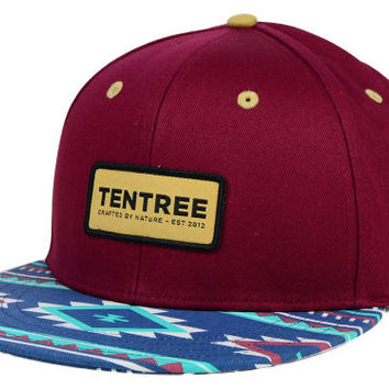 10TREE Aztec Snapback Hat