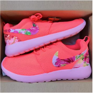 Nike Roshe Run Women Men Casual Sneakers Sport Running Shoes-ing Shoes-fashionsel