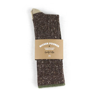 Trailhead Wool Sock - Brown