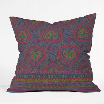 Aimee St Hill Multi Decorative Throw Pillow