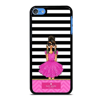 KATE SPADE PINK GIRLS iPod Touch 7 Case