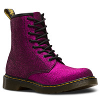 DR MARTENS YOUTH DELANEY GLITTER