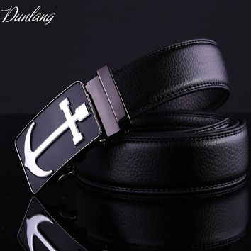 Belt automatic buckle belt men's leather belt men fashion and leisure belt hot sale belt