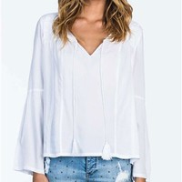 Billabong Speak Slowly Top - Cool Wip - J5013SPE				 |  			Billabong 					US