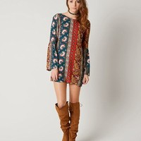 BILLABONG RAINY ROADS DRESS