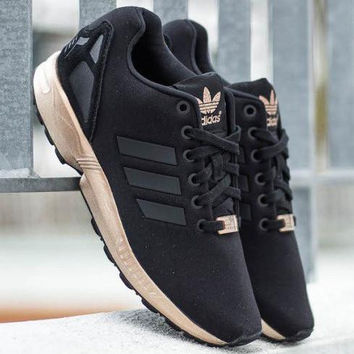 """Adidas"" ZX Flux Fashion Women Running Sport Casual Shoes Sneakers"