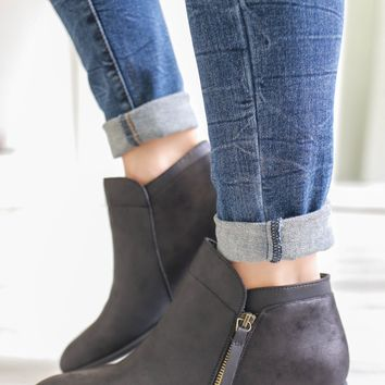 Shasta Booties - Black