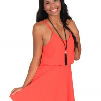 Crazy Over Here Dress | Monday Dress Boutique