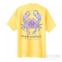 Preppy Crab | Lakeside Cotton