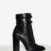 Schutz Makayla Leather Boot