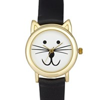ASOS Cat Ears Watch at asos.com