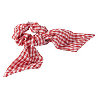 Aeropostale Womens Picnic Scrunchie - Red, One