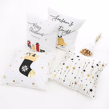 QIFU Merry Christmas Decorations for Home Happy New Year 2019 Baby Christmas Ornaments Christmas Santa Claus Product Gift
