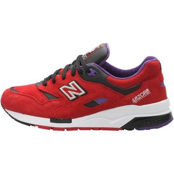 DCCK1IN new balance 1600 pinball red black purple