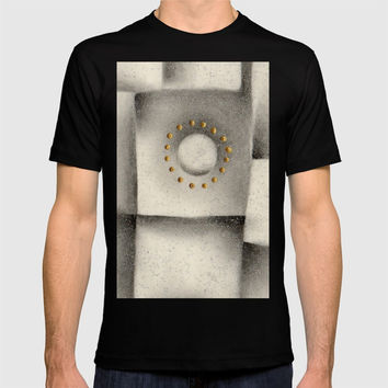 Quantum plate T-shirt by Zia