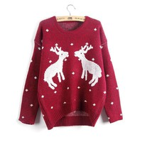 Women's Pullovers Mohair Gift sweater