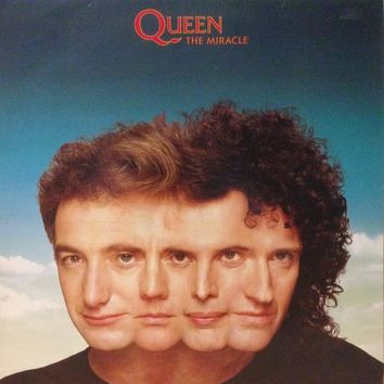 Queen : Miracle LP RE