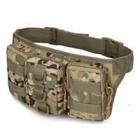 Camouflage Outdoors Waterproof Camping Cycling Pocket [6632436999]