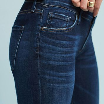 Citizens Of Humanity Arielle Low-Rise Skinny Petite Jeans