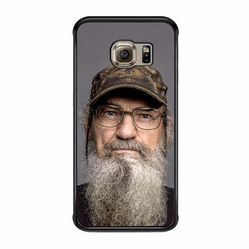 Uncle Si Robertson Duck Dynasty 1 Samsung Galaxy S6 Edge Plus Case