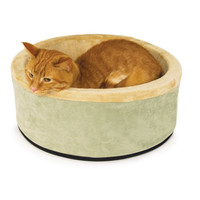K&H Thermo-Kitty Heated Cat Bed K&H Manufacturing