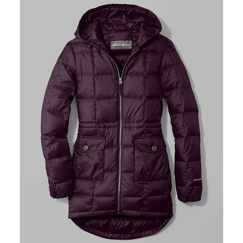 Women's Super Sweater Down Parka | Eddie Bauer