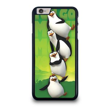 the penguins of madagaskar all character iphone 6 6s plus case cover  number 2