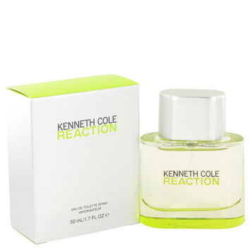 Kenneth Cole Reaction by Kenneth Cole Eau De Toilette Spray 1.7 oz