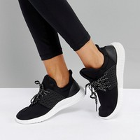 adidas Athletics 24/7 Sneakers In Black at asos.com
