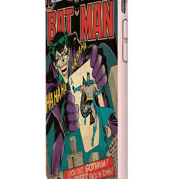 Batman Joker iPhone 6 Case Available for iPhone 6 Case iPhone 6 Plus Case