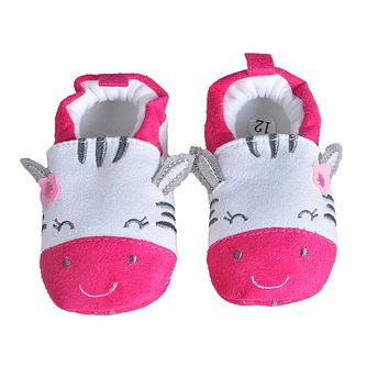 New Style Soft Cartoon Baby Boys Girls Infant Shoes