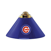 Chicago Cubs MLB 3 Shade Billiards Metal Lamp