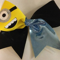 Cheer Bows Cheerleading bows bow, CHEER ALL STAR BOWS Fun Bows