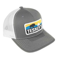 Teskey's Saddle Shop: Teskey's Cap Sunset