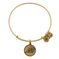 Oak Tree Charm Bangle